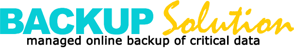 BACKUP Solution Logo